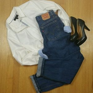 Vintage Levis 550 Relaxed Fit Jeans